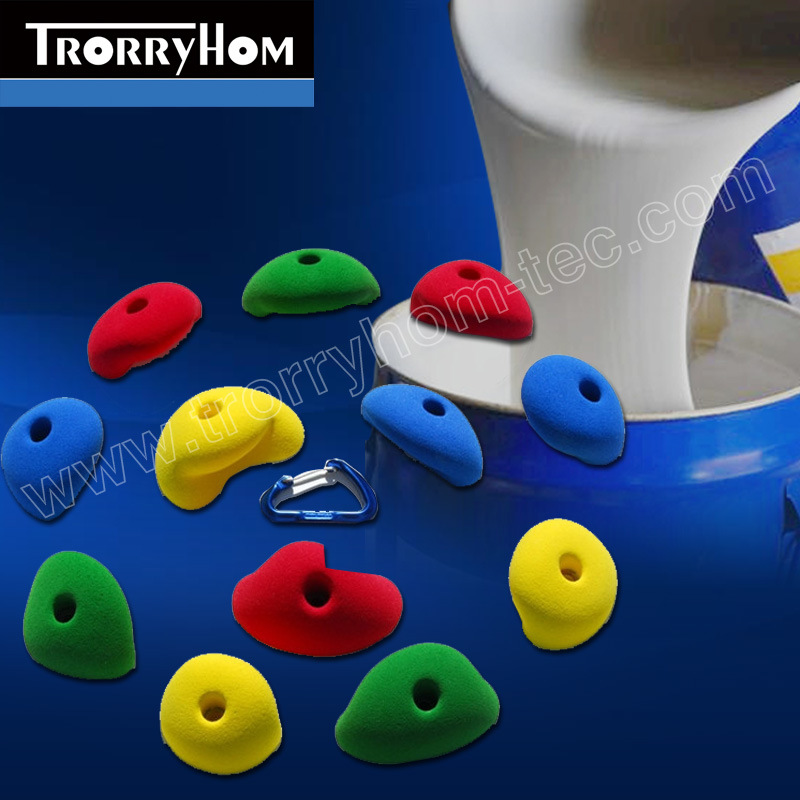 Liquid Tin Cure Silicone for Casting Climbing Holds