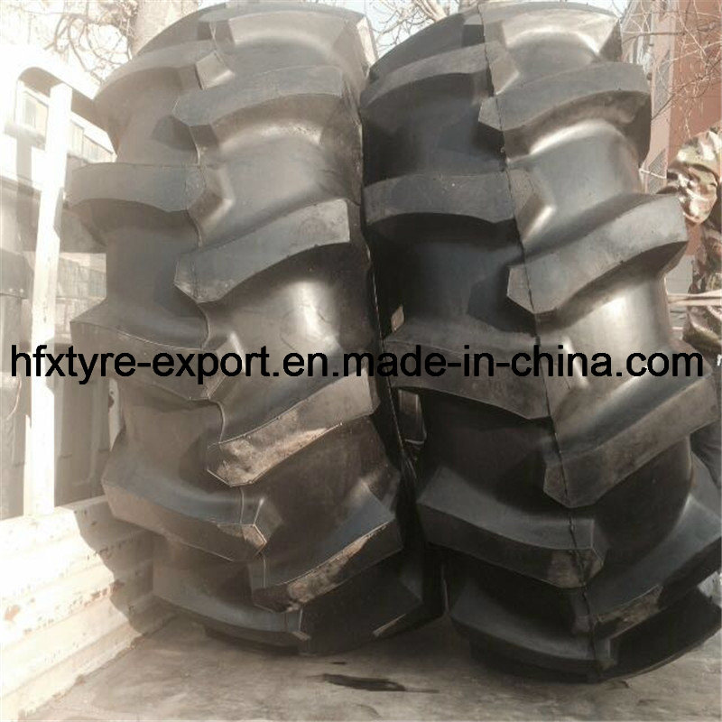 Ls-2 Log Skidder Tire 24.5-32 30.5L-32 35.5L-32 Forestry Tire