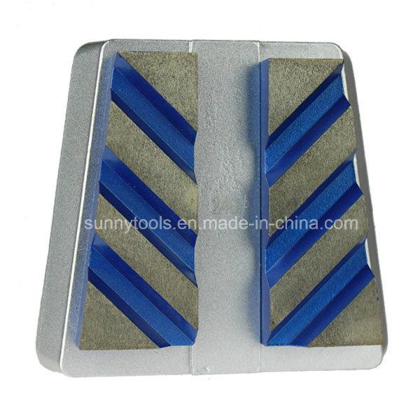 Marble Frankfurt Metal Pad for Grinding