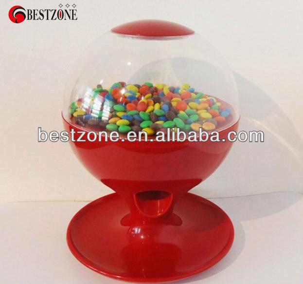 Candy Gumball Mini Vending Machine