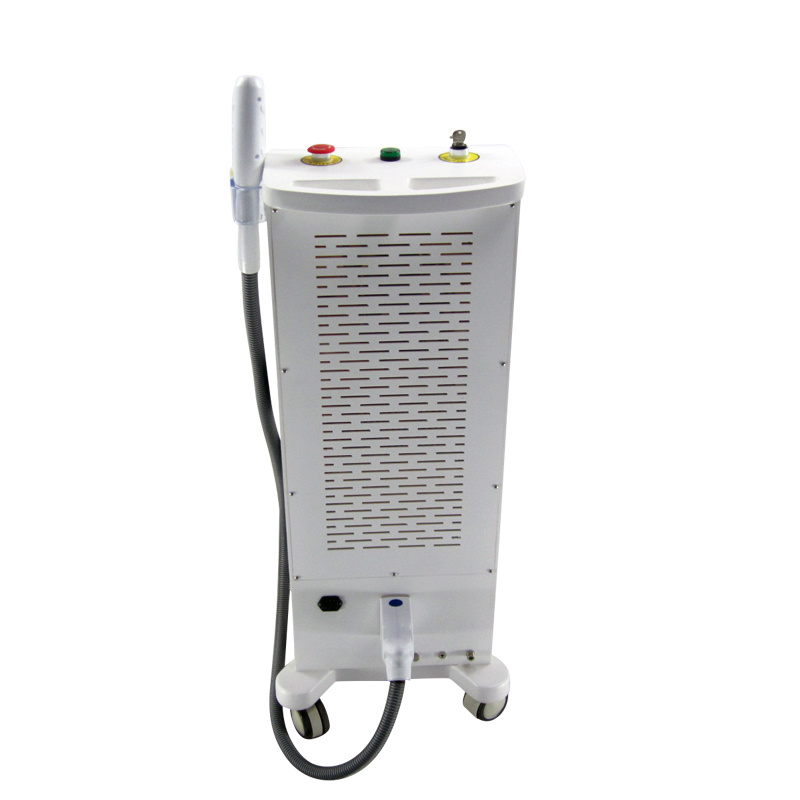 Shr IPL RF Hair Removal Used on Skin Rejuvenation
