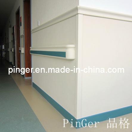 Hospital Wall Guards Plastic Hand Rail