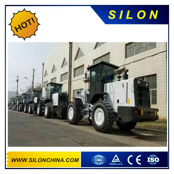 China 5t Wheel Loader with Cummins Engine (ZL50G)