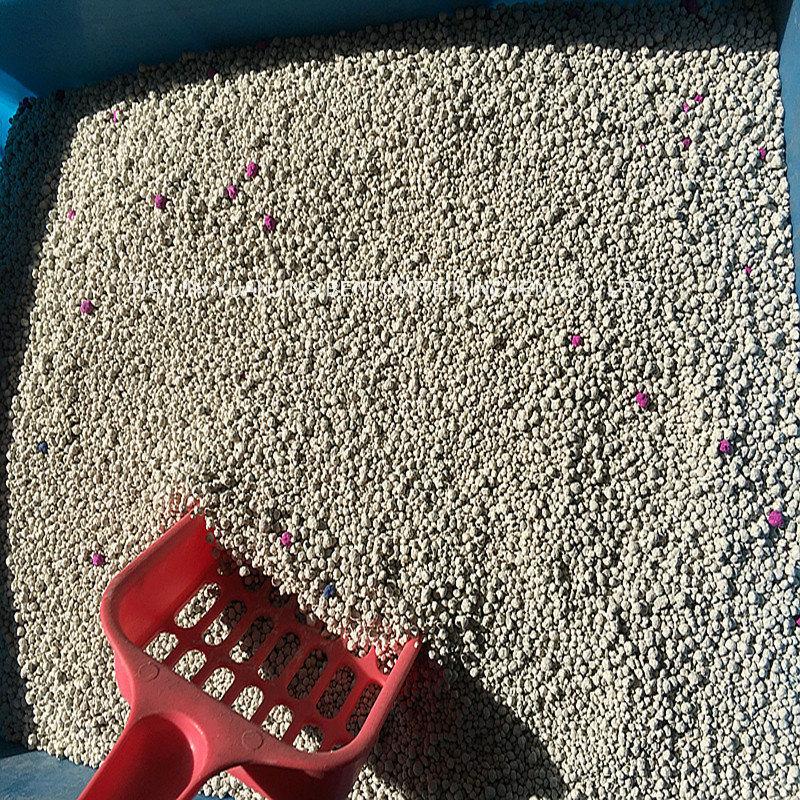 Strong Absorption Bentonite Ball Cat Litter