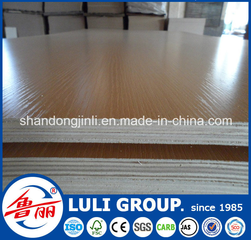 E1 Glue 17mm/18mm Laminated Plywood for Furniture