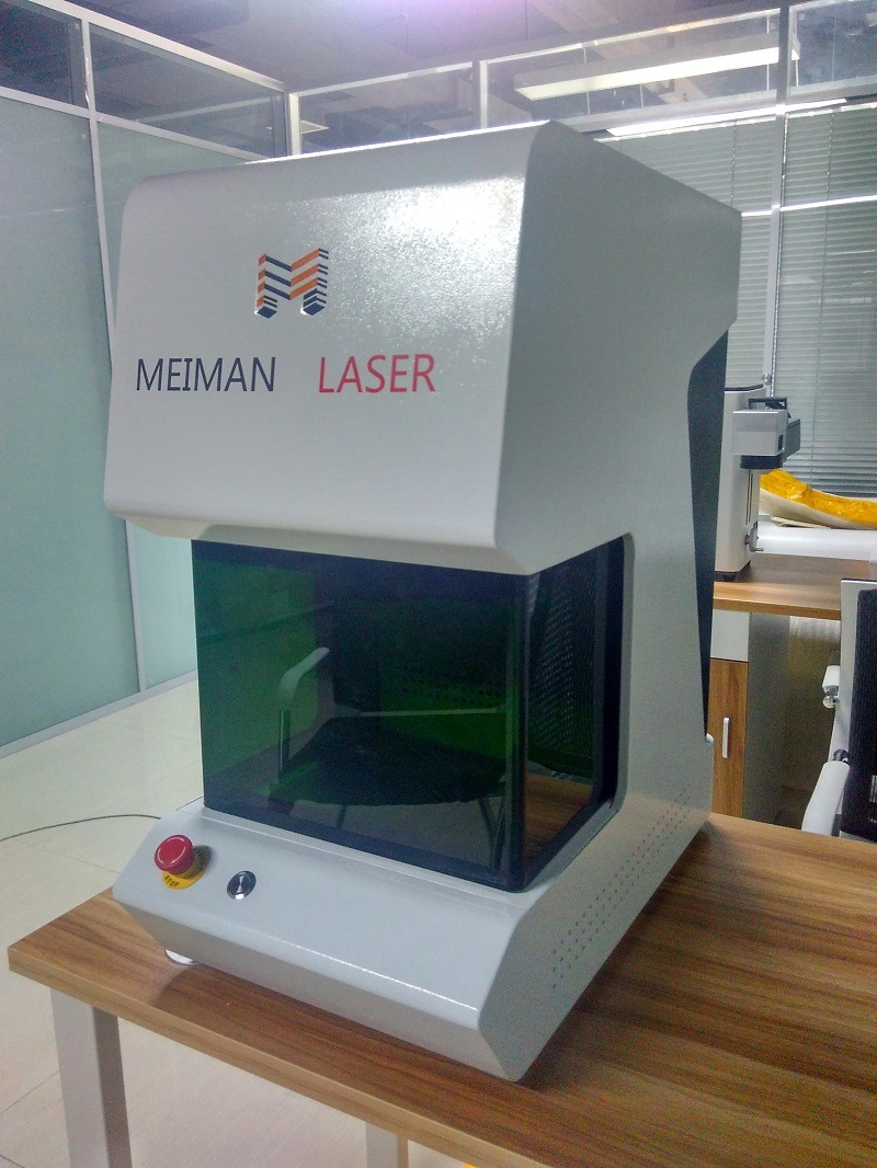 Europe Quality Fiber Laser Engraving Marking Machine for Hot Sale