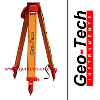 Heavy Duty Wooden Surveying Tripod