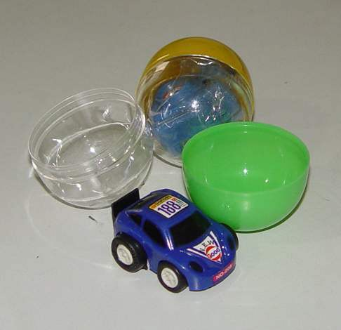 Plastic Toys Capsule for Vending Machine