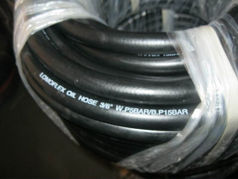 SAE 100 R2 at High Pressure Rubber Hydraulic Hose (2SN)