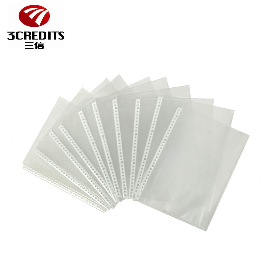 China Pp 30 Holes A4 Sheet Protector Document Bag Photos