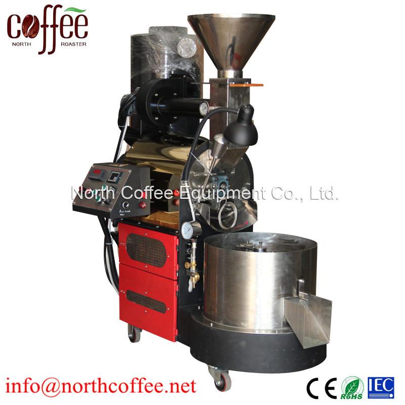 6.6lb Coffee Roaster/3kg Gas Coffee Roaster/3kg Coffee Roasting Machine