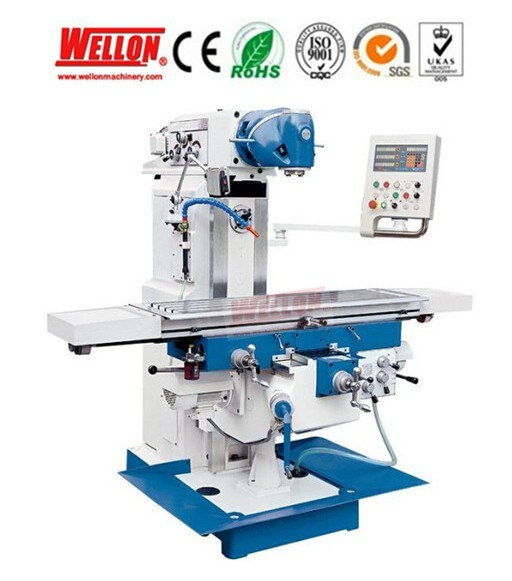 Universal Milling Machine with CE Approved (Milling machine XL6236)