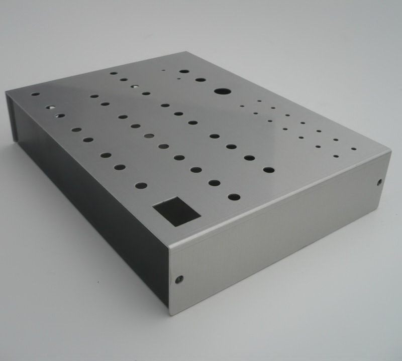 Sheet Metal Fabrication Cutting, Bending, Forming, Welding and Assembly