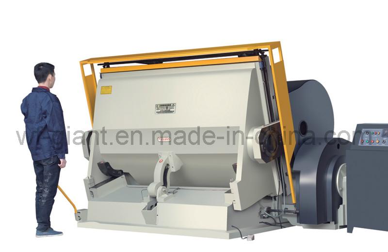 Creasing and Cutting Machine (ML-1600/1800/2000)