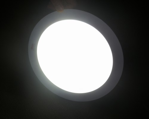 120mm Round 6W LED Ceiling Panel Light