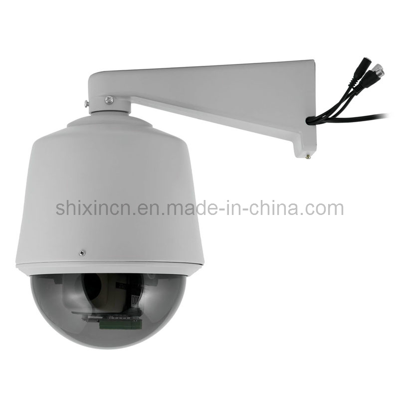 800tvl CCTV Camera, Waterproof H. 264 27X Optical Zoom Outdoor Speed Dome IP Camera (IP-510H)
