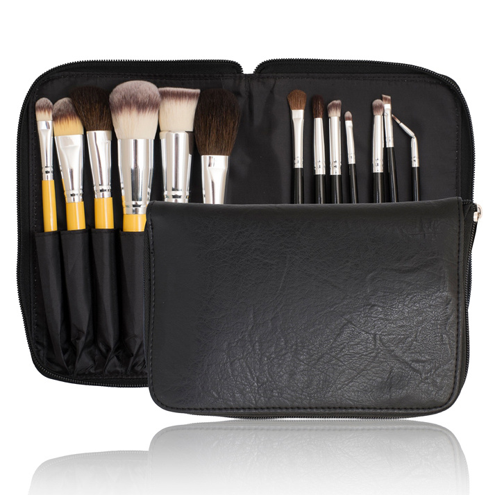 13PCS Professional Makeup Brush Cosmetic Brush with Synthetic Hair