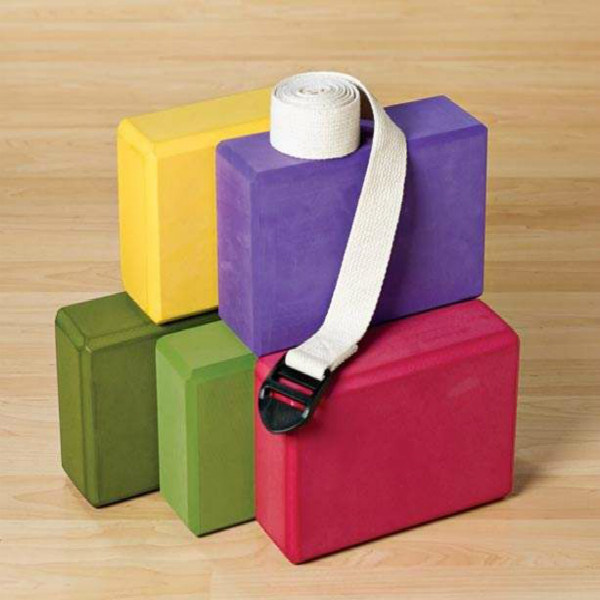 EVA Colorful Yoga Foam Pilates Yoga Blocks