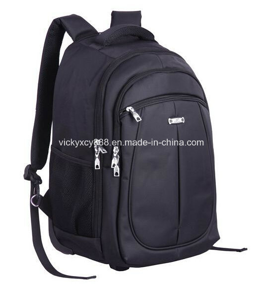 Wheeled Trolley Business Traveling Laptop Computer Backpack Bag (CY1844)