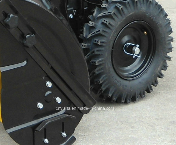 """337cc 28"""" 3 Stage Snow Blower with LED Light Bar"""