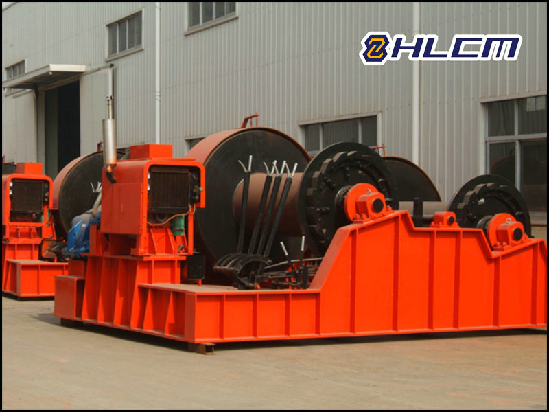 Winch (HLCM-25)