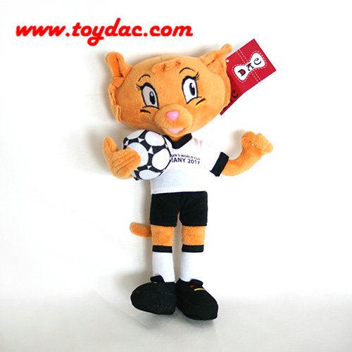 Plush Football Club Fox Toy