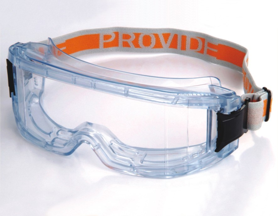 Safety Glasses with Shield (303--3B)