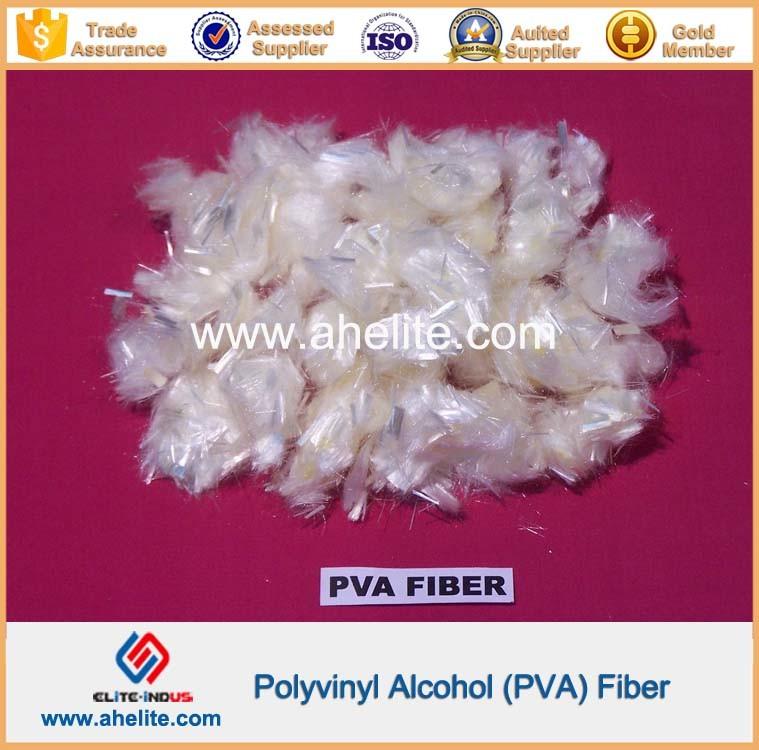 Polyvinyl Alcohol PVA Fiber for Cement Cladding