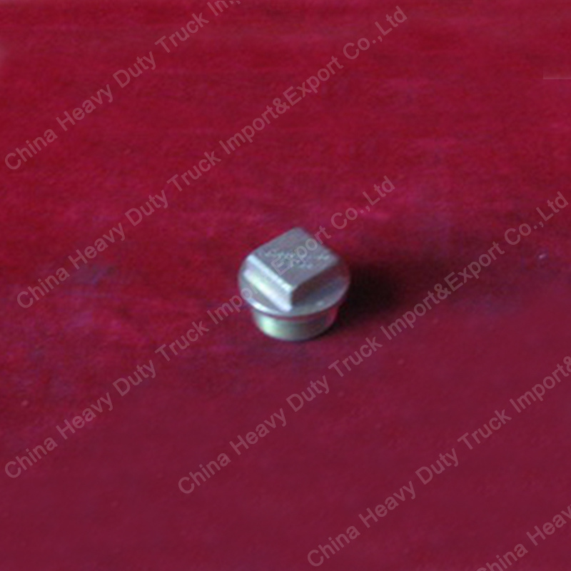 Sinotruk Original Truck Parts Magnetic Screw Plug Auto Parts (Vg2600150108)