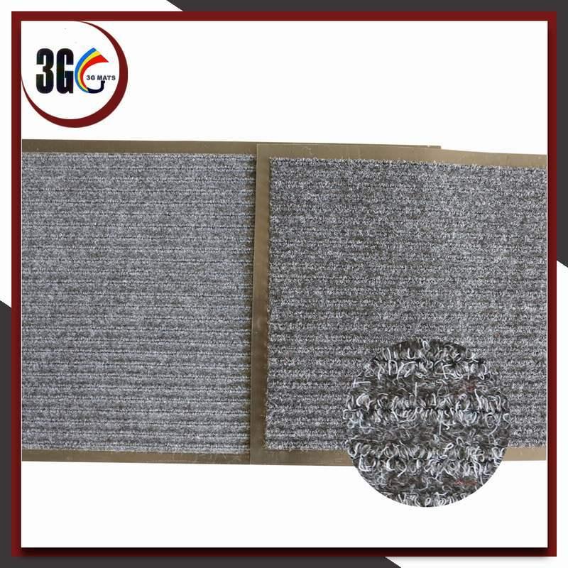 PP Terylene Fabric Pile with PVC Backing Mat (3G-UA)