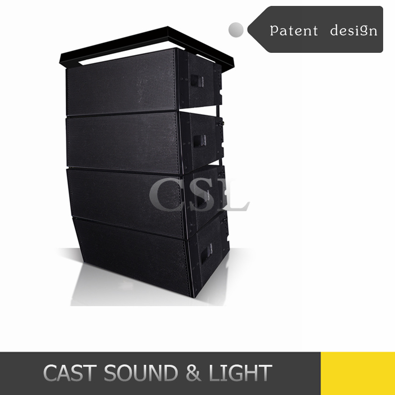 "12"" Line Array Speaker PRO Audio System"