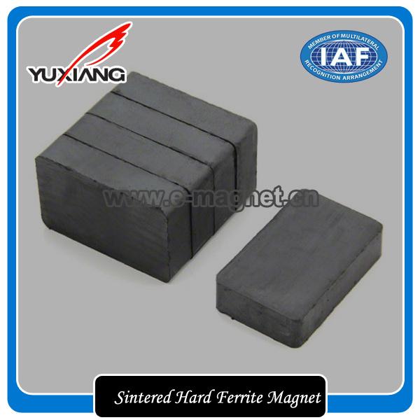 Sintered Hard Strong Ferrite Magnet
