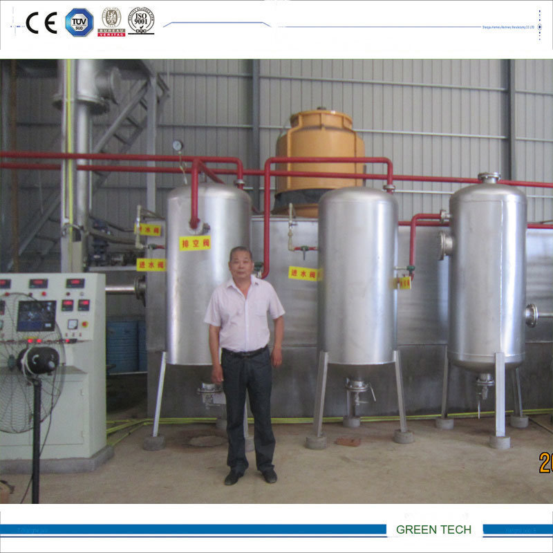 Filter Type Tyre Oil Recycling Machine 2013 Style