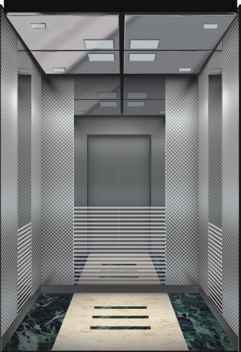 Permanent Magnet Synchronous Passenger Lift with Machine Room