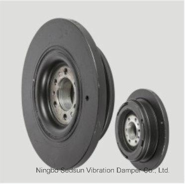 Torsional Vibration Damper / Crankshaft Pulley for BMW 11232246511