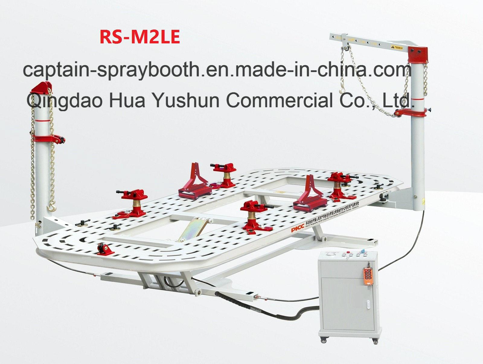 China Luxury Car Auto Repair Body Frame Machine RS-M2le