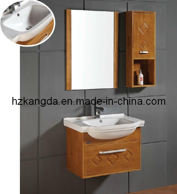 Gabinete Para Baño Madera:Gabinete de cuarto de baño de madera sólida/del roble del modelo