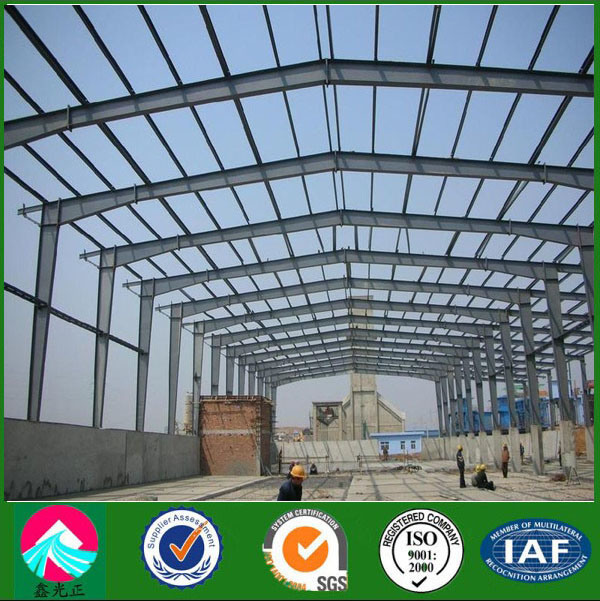 Steel Structure Warehouse for Sale