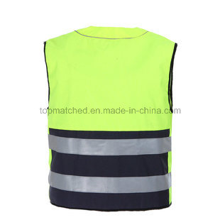 En 20471 Hi-Vis Reflective Running Vest for Outdoor Sports