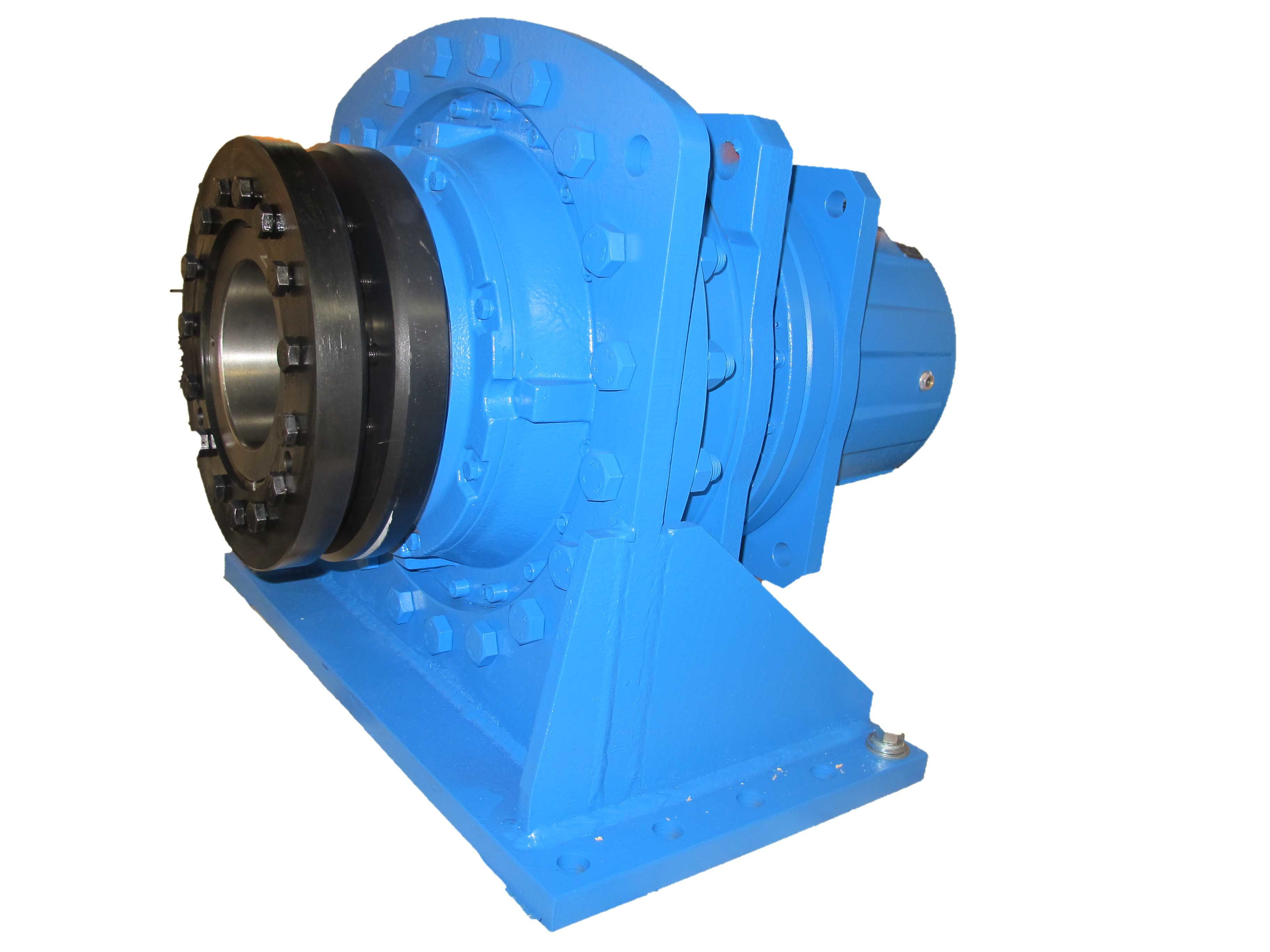 P Series Planetary Geared Motor