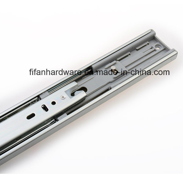 45mm Soft Closing Full Extension Ball Bearing Drawer Slide