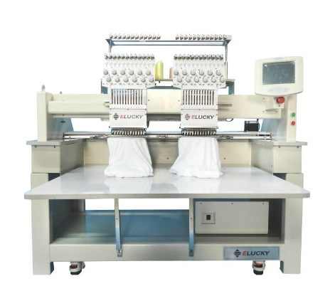Computerized 15 Needle Commercial Embroidery Machine for Multi Embroidery (EG1501CS)