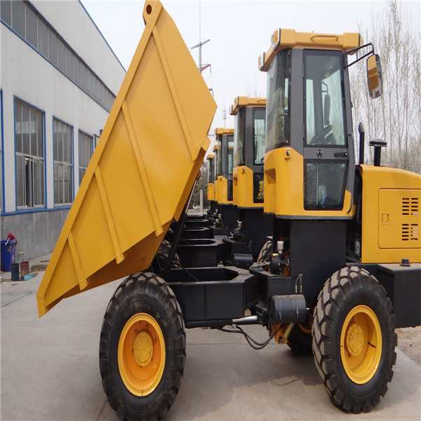 China 5 Ton Fcy50 Mini Coal Dump Truck