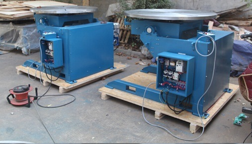 Hot Wekding Positioner /Welding Turntable (1200kg)