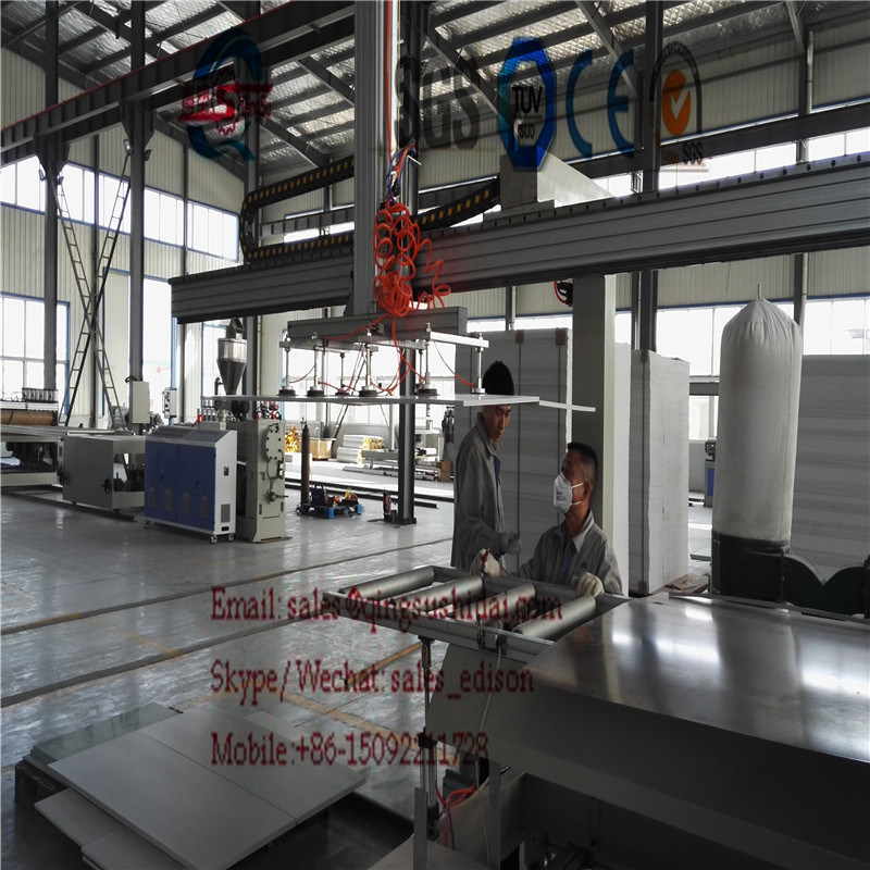 PVC Floor Sheet Machine