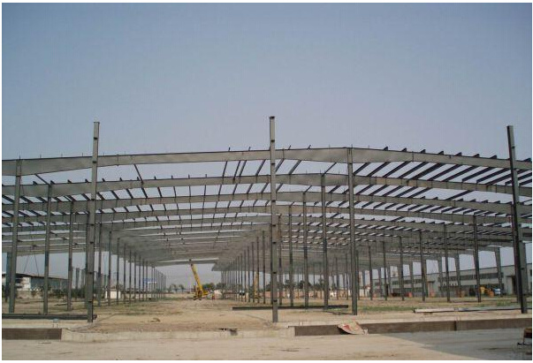 High Quality Heavy Steel Frame Structure