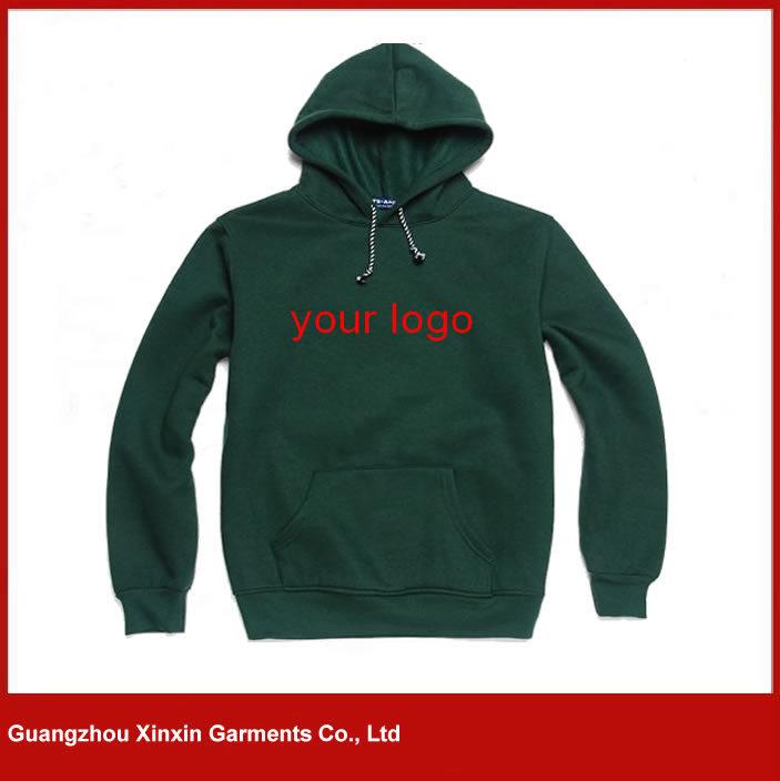 Wholesale Cheap Men Hooded Fleece Jacket (T56)