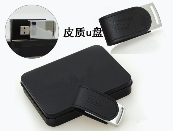 USB Flash Drive OEM Logo Leather PU USB Pendrives Flash Card Memory Stick USB Flash Thumb Memory Card USB Flash Pen drive