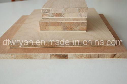 Furniture Used Melamine Coated Plywood Blockboard