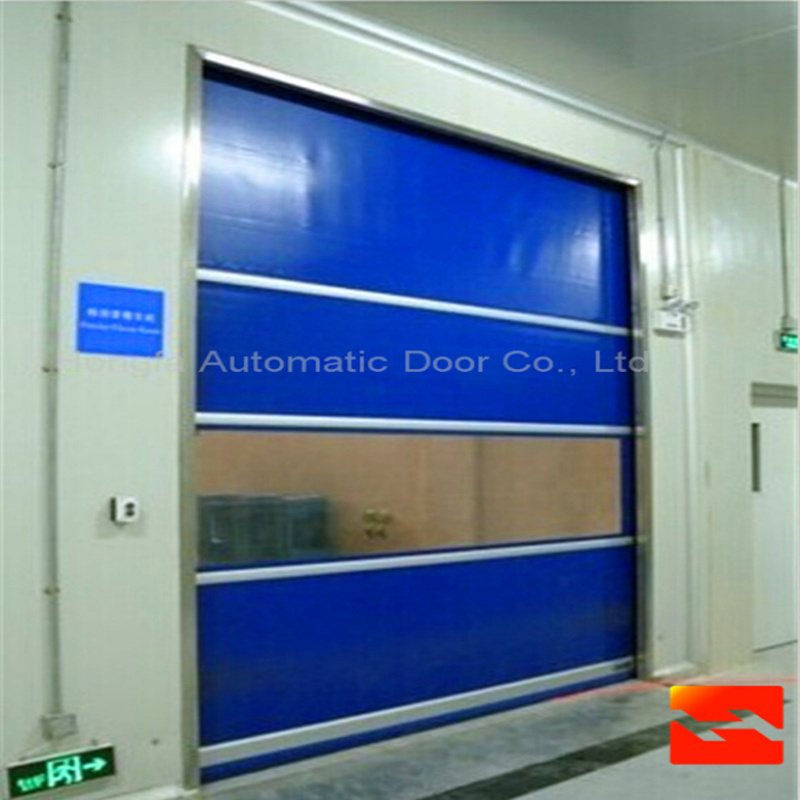Professional Electric Rapid Rolling Door
